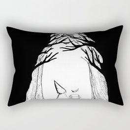 Ain't That Just The Way Rectangular Pillow