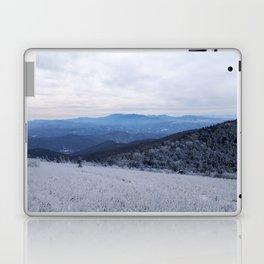 Winter at Roan Mountain Laptop & iPad Skin