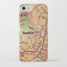 Dream Big Austin iPhone 7 Slim Case