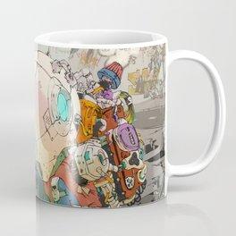 Not Alone Coffee Mug