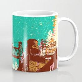 PORTLAND MOON Coffee Mug