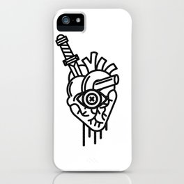 WOUNDED LOVER iPhone Case