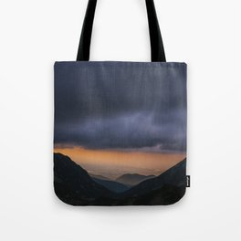 Sunset is my favorite color Tote Bag