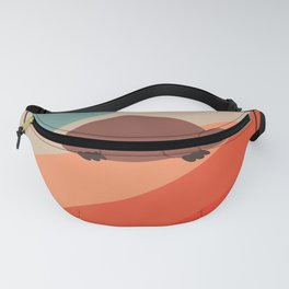 Platypus Colorful Fanny Pack
