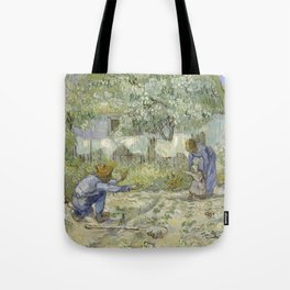First Steps Tote Bag