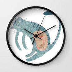 internal conspiracy Wall Clock
