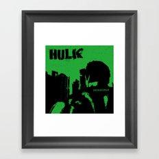 Incredible Framed Art Print