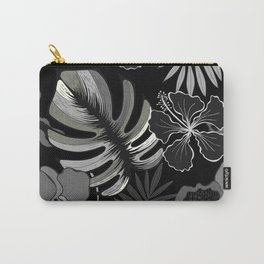 Palm leaves. Carry-All Pouch