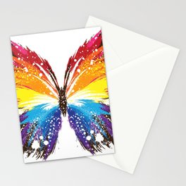 BUTTER-FLY ART Stationery Cards