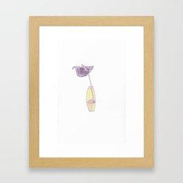 Anthurium 3 Framed Art Print