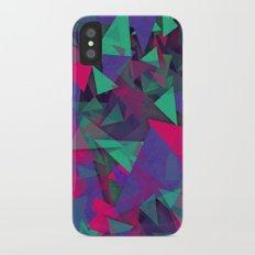 Uncontrollable excitement iPhone X Slim Case
