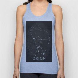 Orion Constellation 'The Hunter' Unisex Tank Top