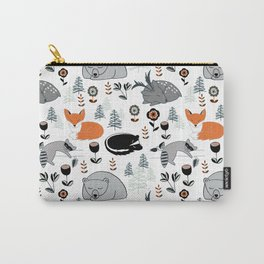 Woodland Nap Time Carry-All Pouch