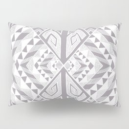 Muted Shapes Pillow Sham