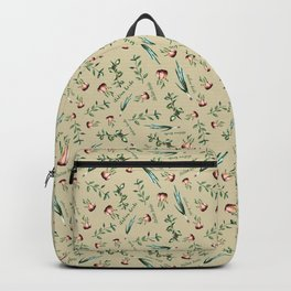 Italian Herbs Pattern Backpack