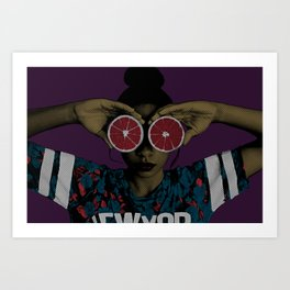 The Warhol Effect 2 Art Print