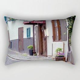 D - Ulm Hotel norrow Hotel Rectangular Pillow
