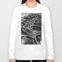 daria Long Sleeve T-shirts featuring Roots by Dar'ya Vlasova