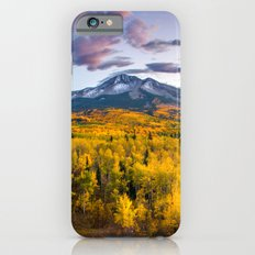 Chasing The Gold iPhone 6s Slim Case