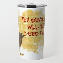 Glorius Blikkin Revolushun 2013 Travel Mug