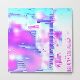 Blown 2 Metal Print