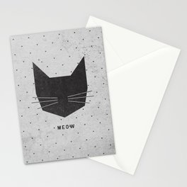 MEOW Stationery Cards