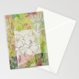 Sage Obscurity Stationery Cards