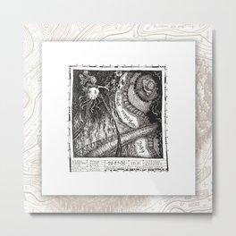 28-30 SWING Maptober 2019 Metal Print