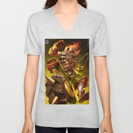 junkrat over Unisex V-Neck