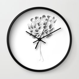 the first day of the week Wall Clock
