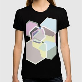 Overlapping Polygons T-shirt