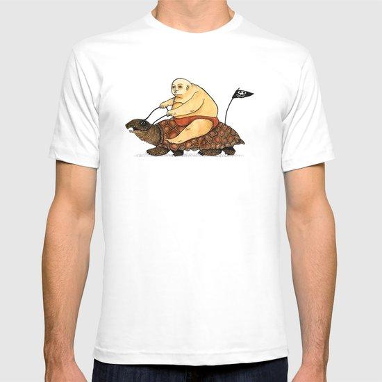 Lazy Tarzan T-shirt