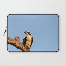 Osprey Perched With A Fish | Wildlife Photography Laptop Sleeve