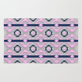 Ethnic southwestern navajo texture Rug