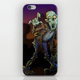 ZOMBIE! iPhone Skin