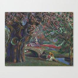 Colton, NY Canvas Print