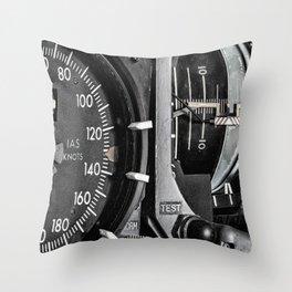 IAS ADI Throw Pillow