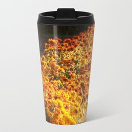Golden Time of The Day Travel Mug