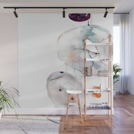 Neutral Space - Mellow Serenity in these Calming Hues Wall Mural