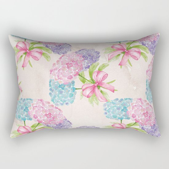 Spring is in the air #27 Rectangular Pillow