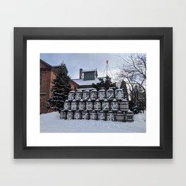 Sapporo Beer Museum Framed Art Print