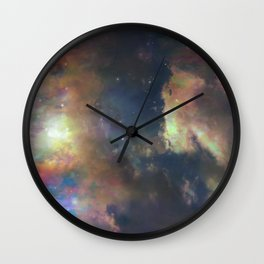 Best Wishes Wall Clock