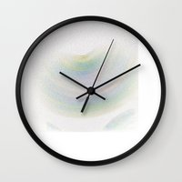 hologram Wall Clocks featuring Hologram by trendmae