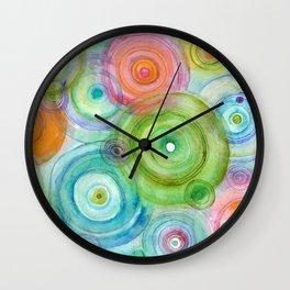 Eternal Eclipse 5 Wall Clock