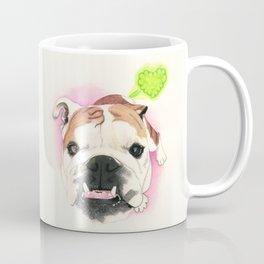 English Bulldog - F.I.P. - @LucyFarted Coffee Mug
