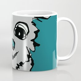 Joey - teal Coffee Mug