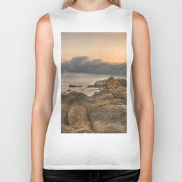 Stones, Ocean and Heaven Biker Tank