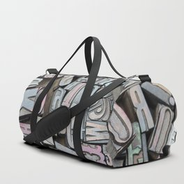 Print Studio Duffle Bag