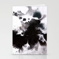 abyss Stationery Cards featuring Abyss by Naomi Shingler