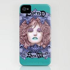 Legend of the Sea Wolf (alt-colour) iPhone (4, 4s) Slim Case
